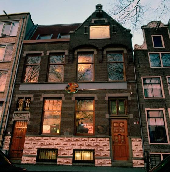 Wat Veldhoen Huis Wittenburgergracht