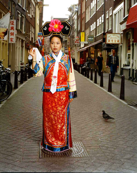China town Amsterdam/Stadsarchief Amsterdam