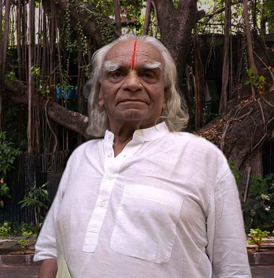 Yogacharya B.K.S. Iyengar