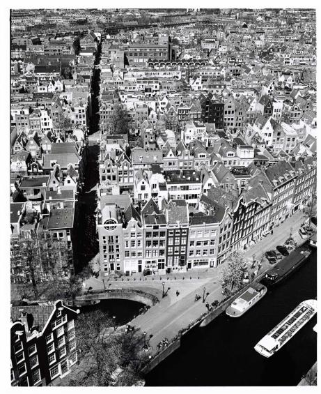 Westertoren Prinsengracht View