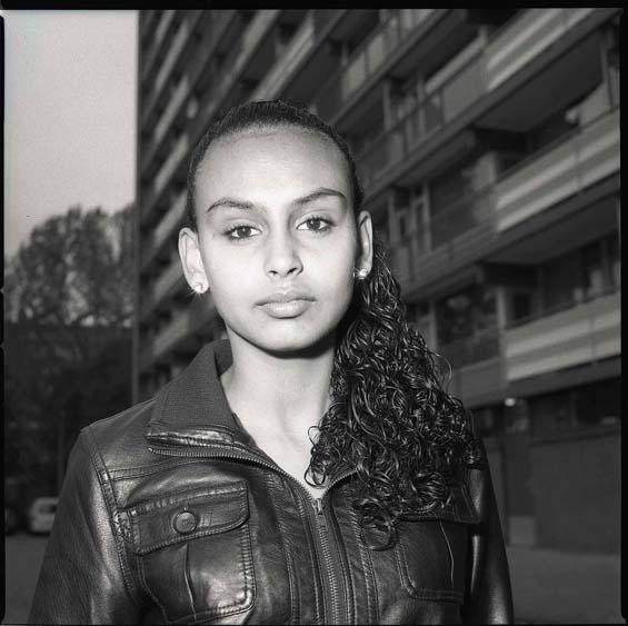MIX Somalian/Dutch