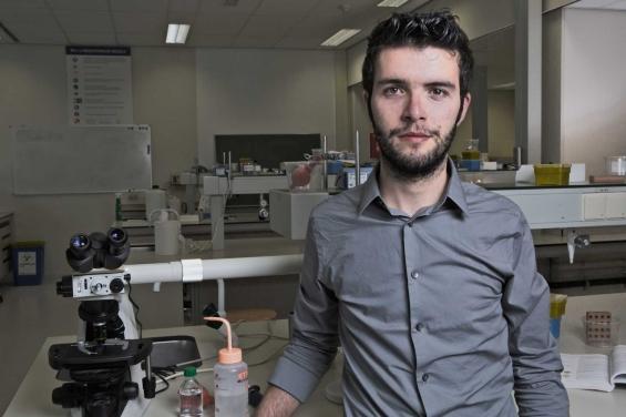 Refugee student Syria Mohamad Baghdadi: UAF