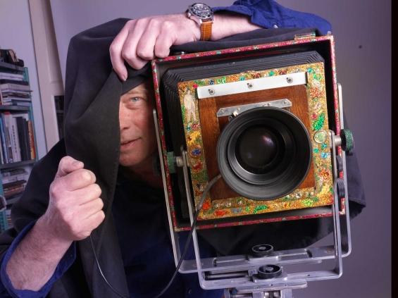 Koos Breukel Deardorff camera 2018