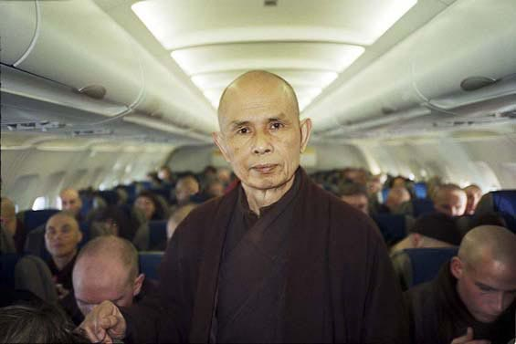 Thich Nhat Hanh Peace activist