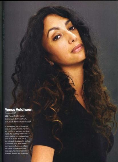 Portrait of Venus bij Wendelien Daan