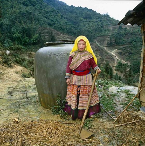 Unicef ethnic minorities North Vietnam
