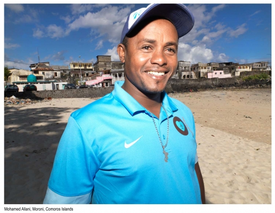 mohamed Comoros Islands