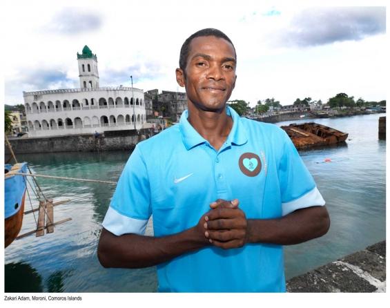 zakari-adam  Comoros Islands